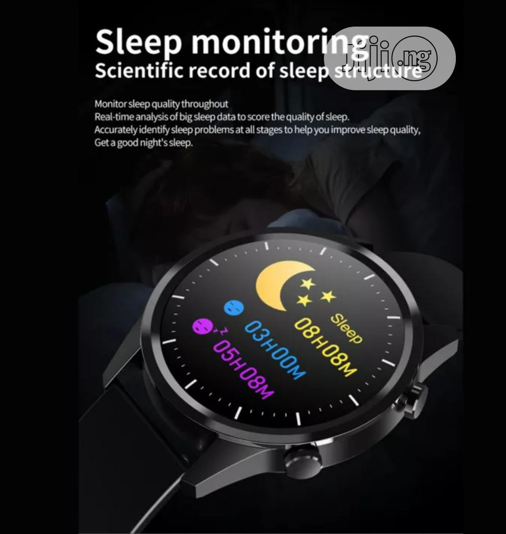 Smart Watch Bluetooth Call , Fitness Tracker Health Monitor | Smart Watches & Trackers for sale in Ikotun/Igando, Lagos State, Nigeria