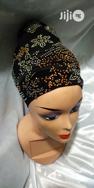 Velvet Blings Turban