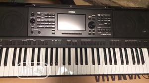 Yamaha Keyboard Psr Sx700 | Musical Instruments & Gear for sale in Lagos State, Ikeja