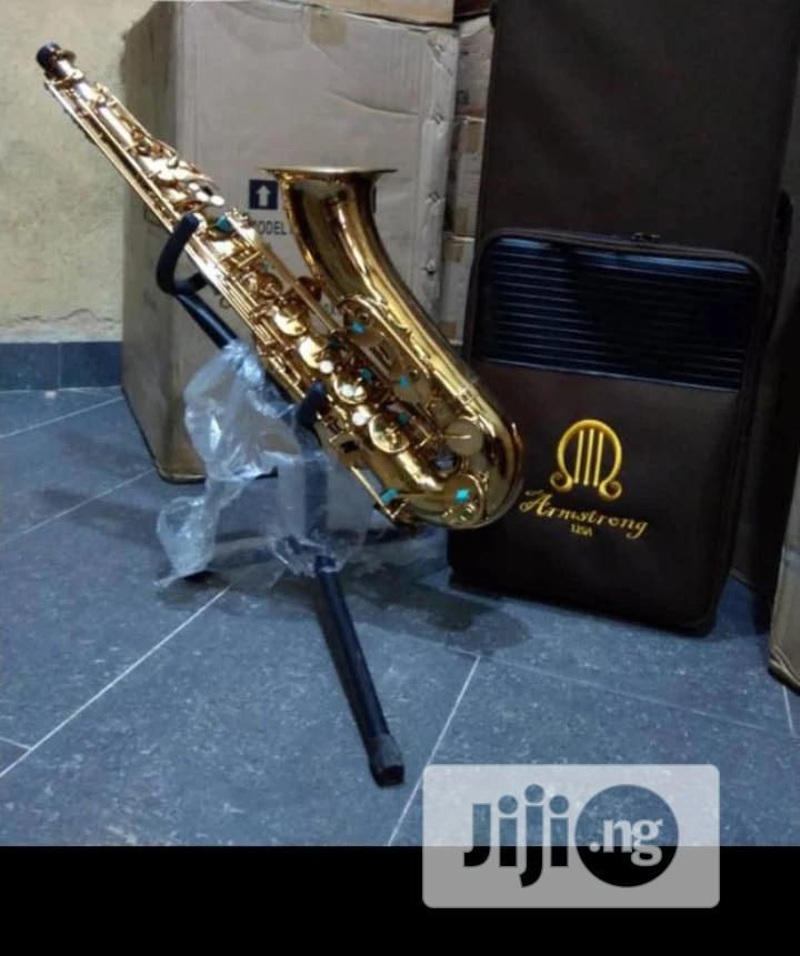 Armstrong Sax Tenor | Musical Instruments & Gear for sale in Ikeja, Lagos State, Nigeria