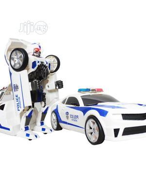 Police Transformer Remote Controlled Car   Toys for sale in Lagos State, Amuwo-Odofin
