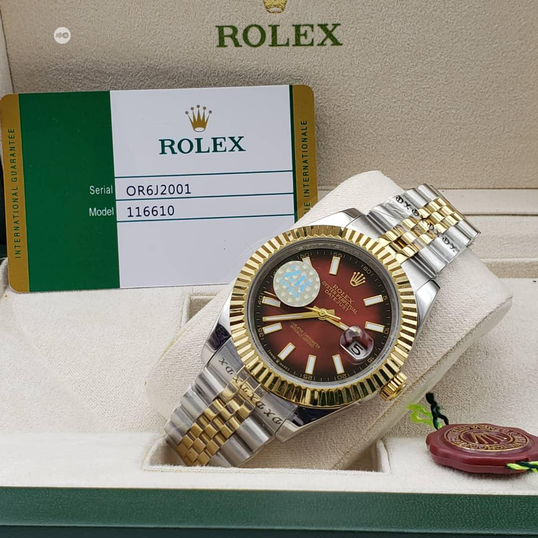 Rolex Wristwatch | Watches for sale in Lagos Island (Eko), Lagos State, Nigeria