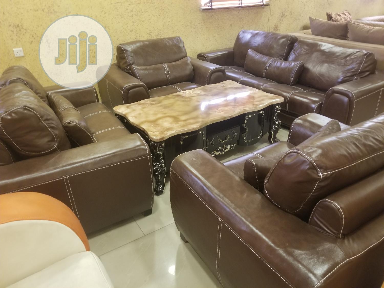 Picture of: Turkish Leather Sofa Chair Guaranteed Leather In Ajah Furniture Michaelfurnitureconcept Jiji Ng For Sale In Ajah Michaelfurnitureconcept On Jiji Ng