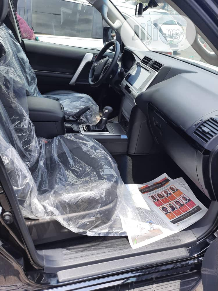 Toyota Land Cruiser Prado 2019 Limited Black | Cars for sale in Ikeja, Lagos State, Nigeria