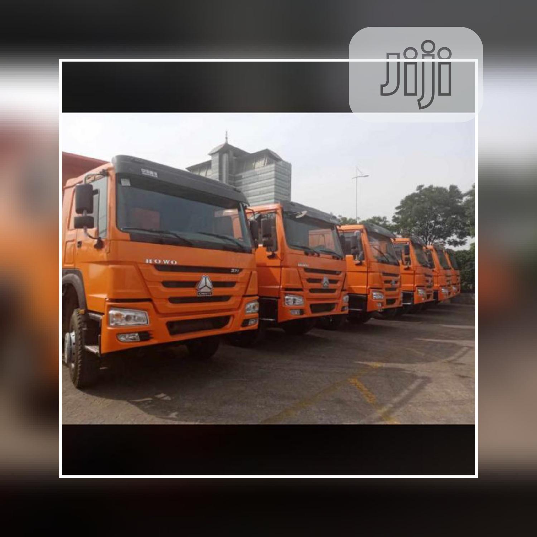 Brand New 2018 30ton Howo Truck