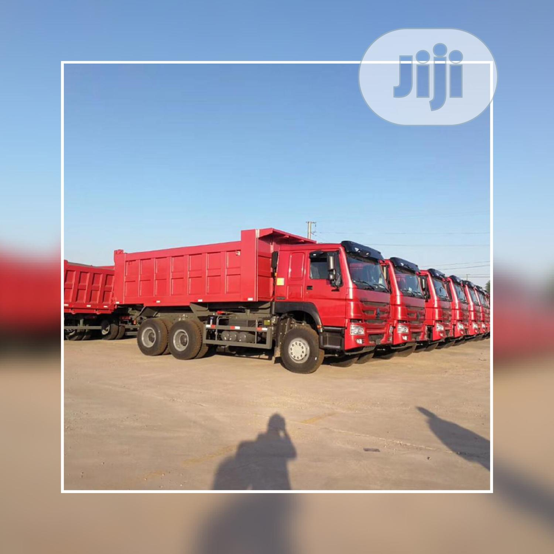 Brand New 2018 30ton Howo Truck | Trucks & Trailers for sale in Ojo, Lagos State, Nigeria