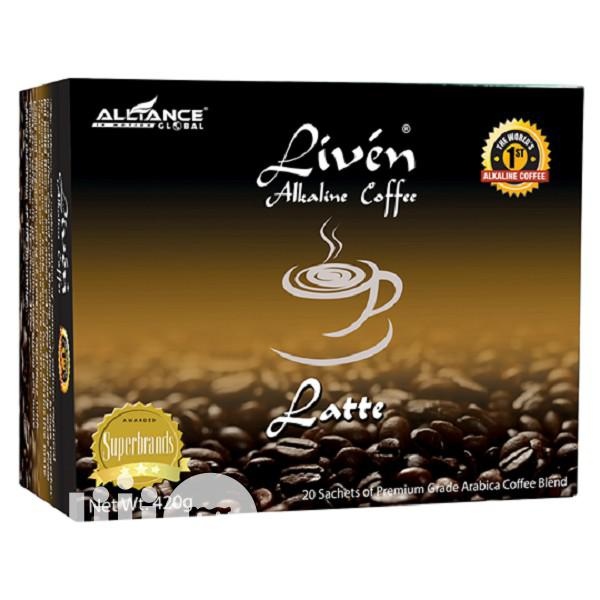 Archive: Alkaline Coffee ▶▶Latte 20sachets