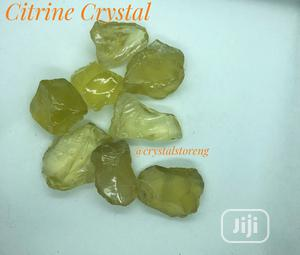 Citrine Crystal The Merchant Stone Abundance Crystal Healing | Home Accessories for sale in Lagos State, Alimosho