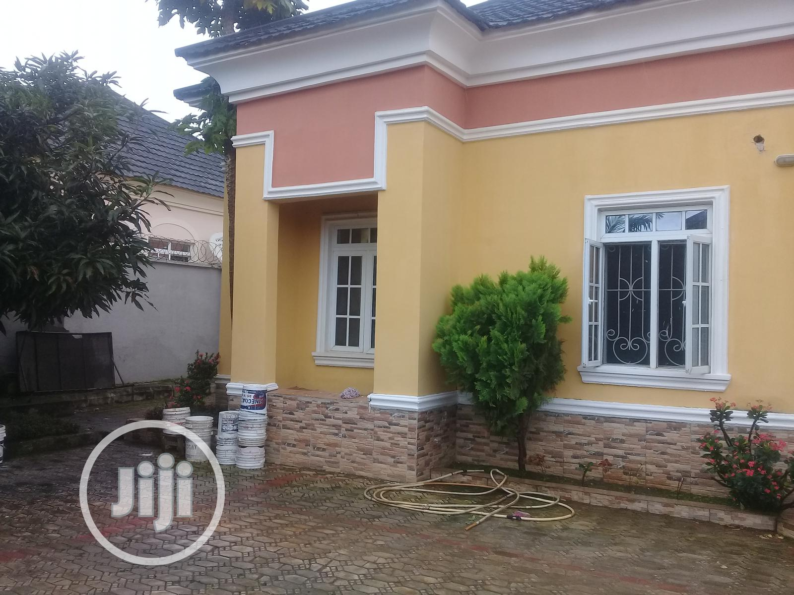 Archive: Spacious 3 Bedroom Bungalow For Rent At Gwarimpa(Not Alone)