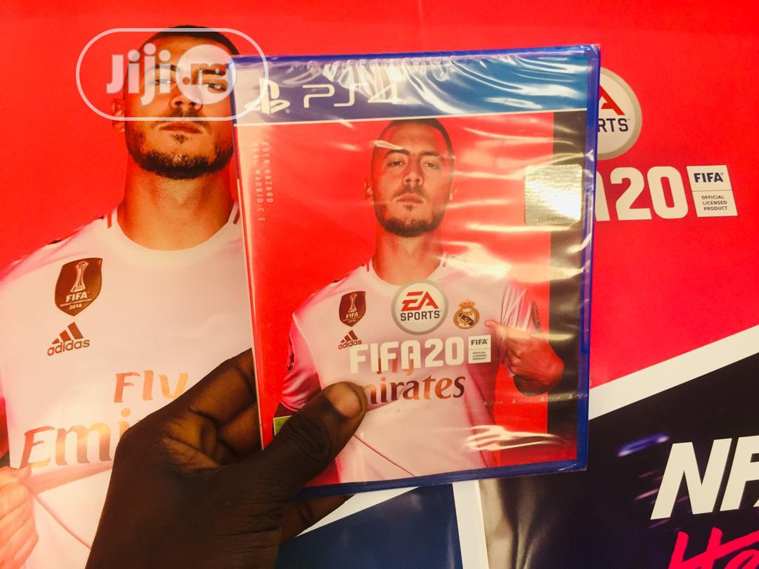 Ps4 FIFA 20 Game Cds in Ikeja - Video ...