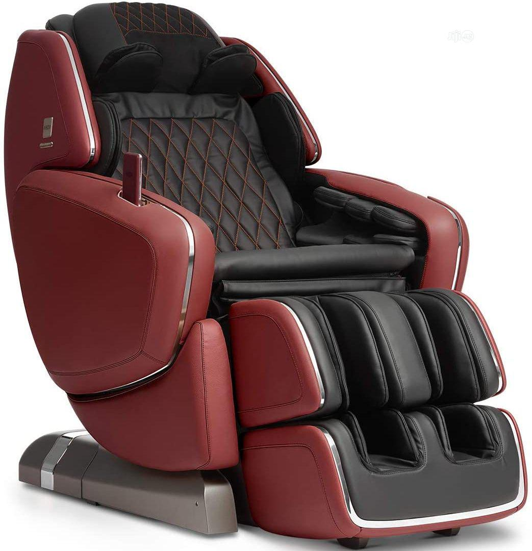 Archive: Luxury Executive Full Body Massage Chair
