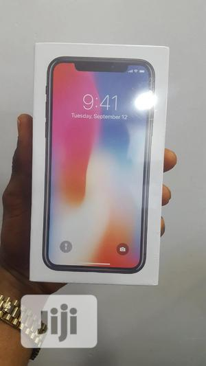 New Apple iPhone X 256 GB Gray   Mobile Phones for sale in Lagos State, Ikeja