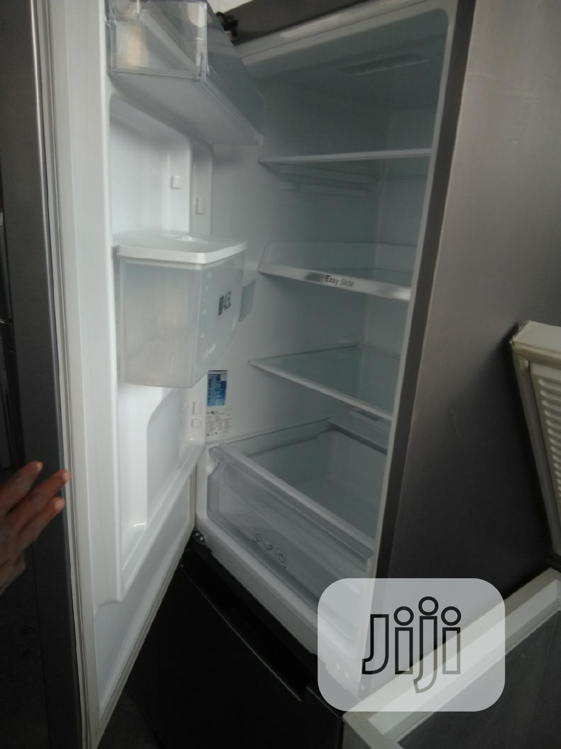 Refrigerator Samsung Double Door | Kitchen Appliances for sale in Ojo, Lagos State, Nigeria