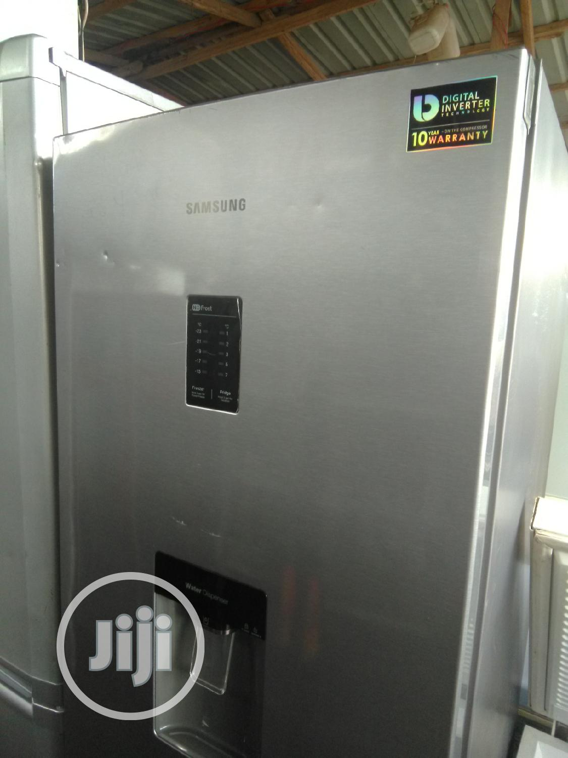 Refrigerator Samsung Double Door