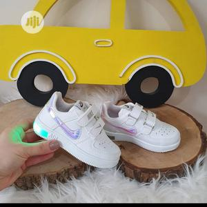 Nike LED Sneakers - White | Children's Shoes for sale in Lagos State, Ikeja