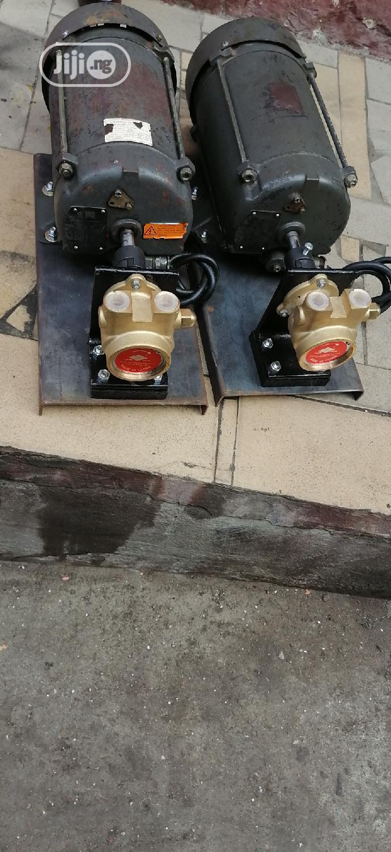Archive: Gas Filling Pump