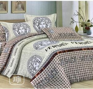 Complete Set Duviet Bedsheet And Pillows   Home Accessories for sale in Lagos State, Ikeja
