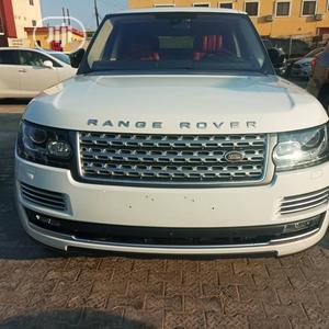 Land Rover Range Rover Sport 2016 White | Cars for sale in Lagos State, Lekki