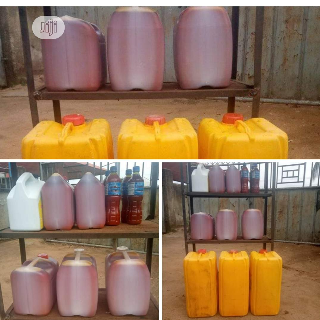 Good Quality Palm Oil In Gallons For Sale In Bulk