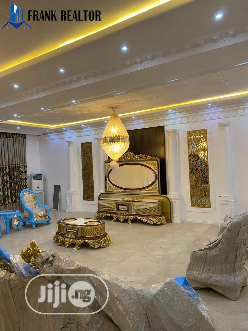 6 Bedroom Mansion With 3 Bqs | Houses & Apartments For Sale for sale in Asokoro, Abuja (FCT) State, Nigeria