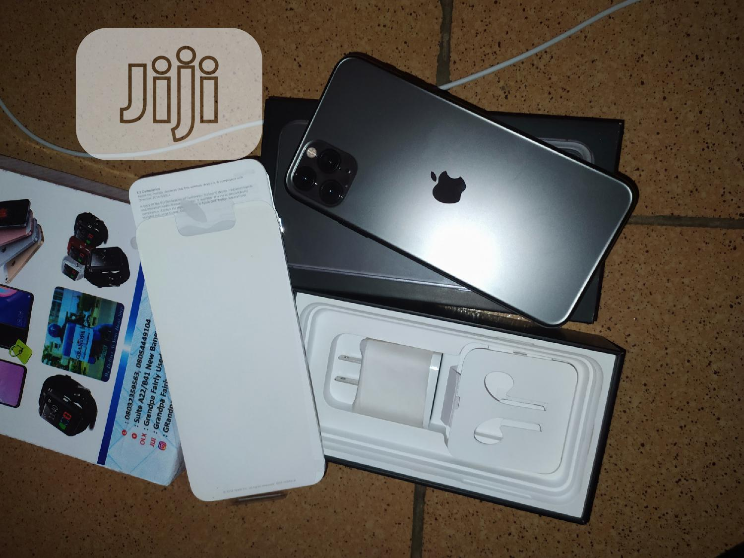 Archive: New Apple iPhone 11 Pro Max 64 GB Gray