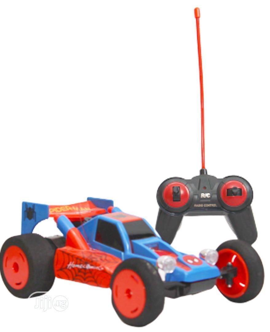 Amazing Spiderman Sport Car