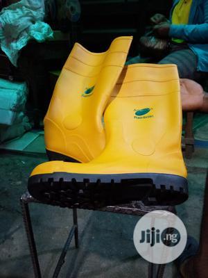 Safety Yellow Rain Boot | Safetywear & Equipment for sale in Lagos State, Lagos Island (Eko)