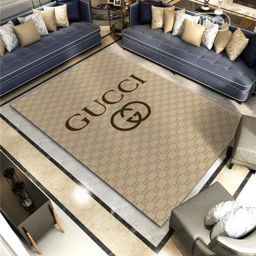 Archive: Gucci Center Rugs