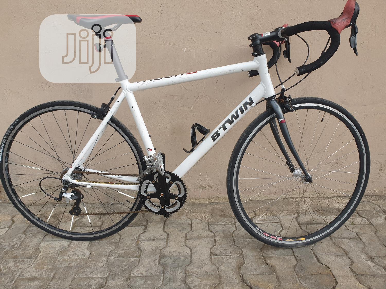 Spotless B'TWIN Triban 3 Racing Bike
