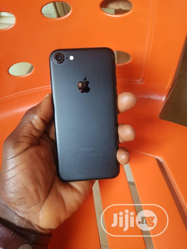 Apple iPhone 7 32 GB Black | Mobile Phones for sale in Wuse, Abuja (FCT) State, Nigeria