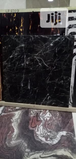80x80 Floor Super Shiny Black | Building Materials for sale in Lagos State, Orile