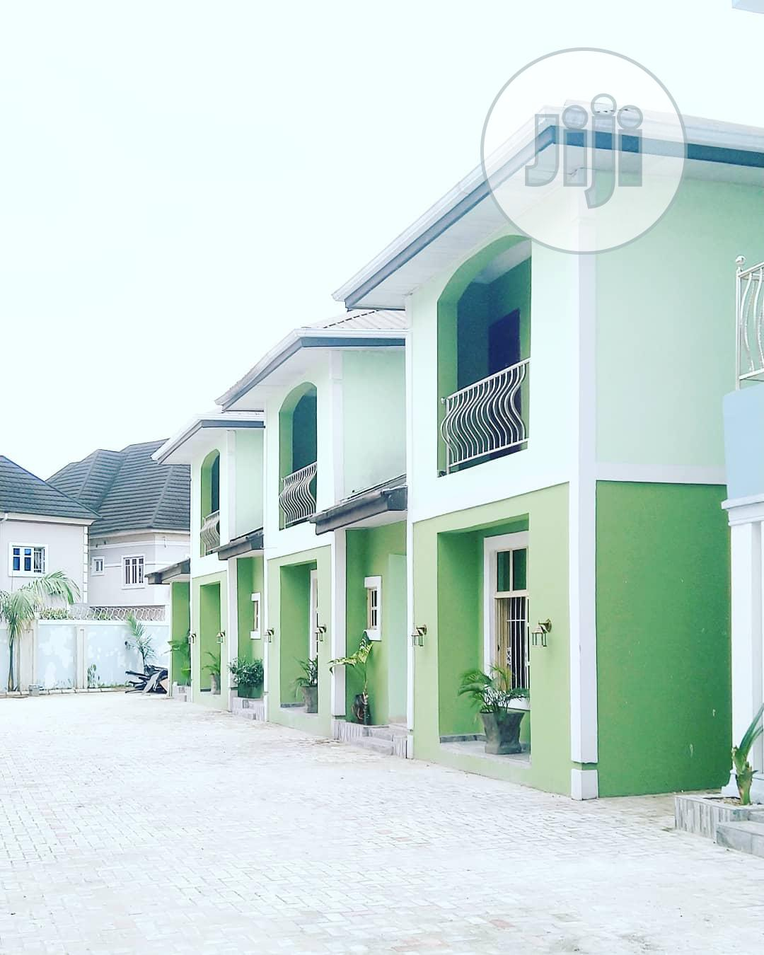 Tastefully Finished 3 Bedroom Terrence Duplex At Eliozu PHC