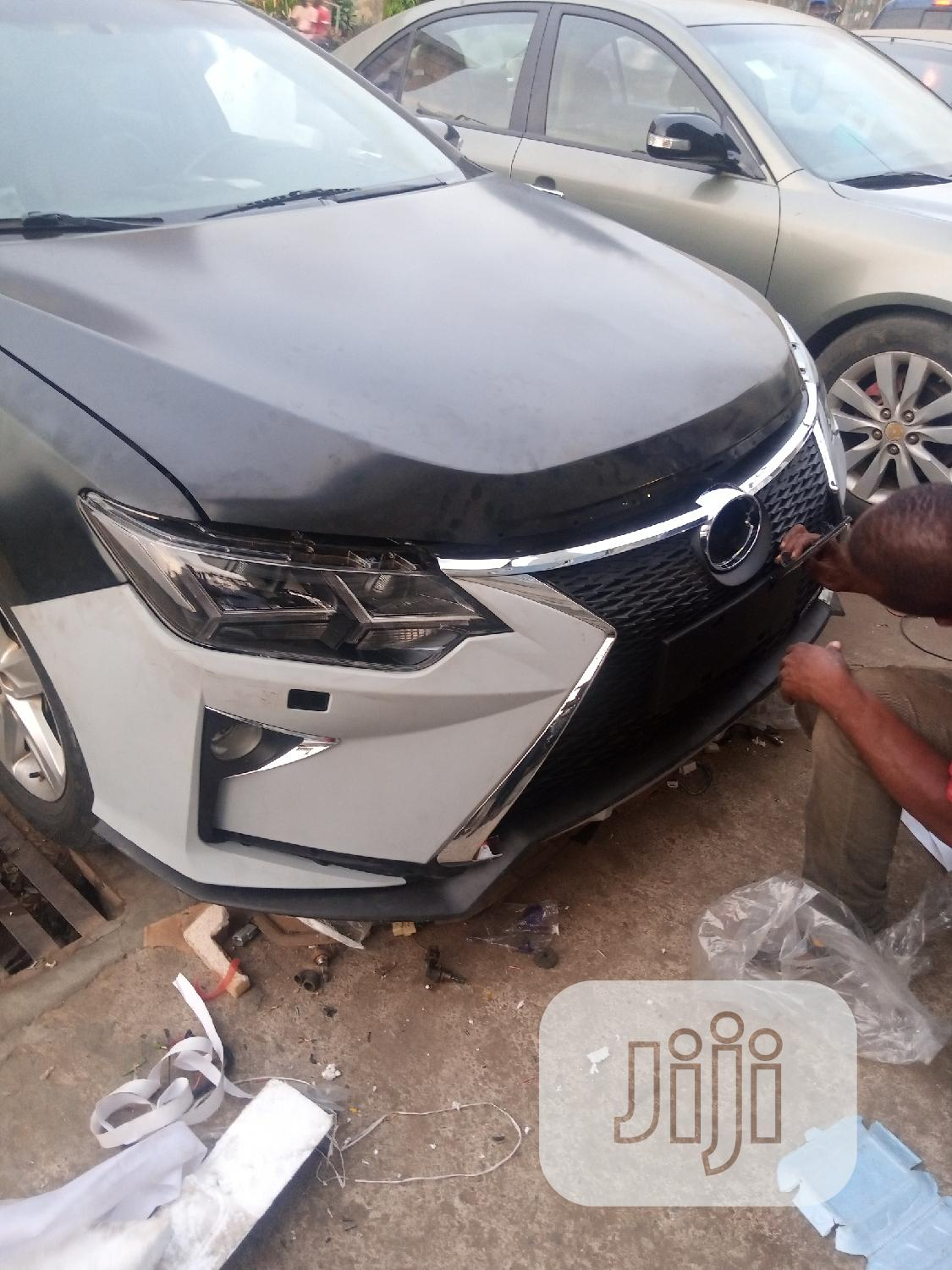 Complete Upgrade Kit Toyota Camry 2013 To Lexus Face