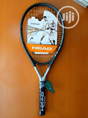 Head Titanum Lawn Tennis Racket | Sports Equipment for sale in Lagos State, Surulere