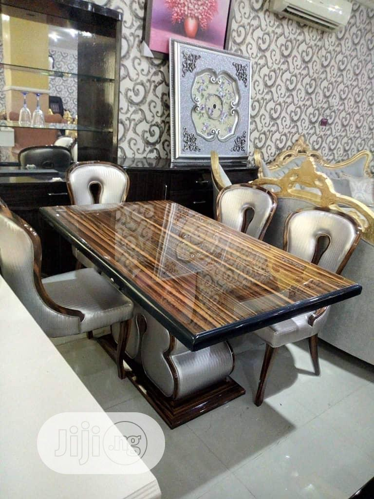 Luxury Marble Dining Table