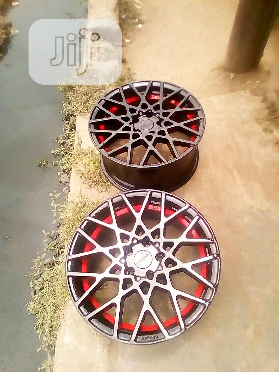 18 Rim For Toyota Honda Lexus Nissan | Vehicle Parts & Accessories for sale in Mushin, Lagos State, Nigeria
