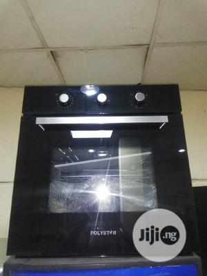 Polystar Cabinet Oven With Two Years Warranty.   Kitchen Appliances for sale in Lagos State, Ojo