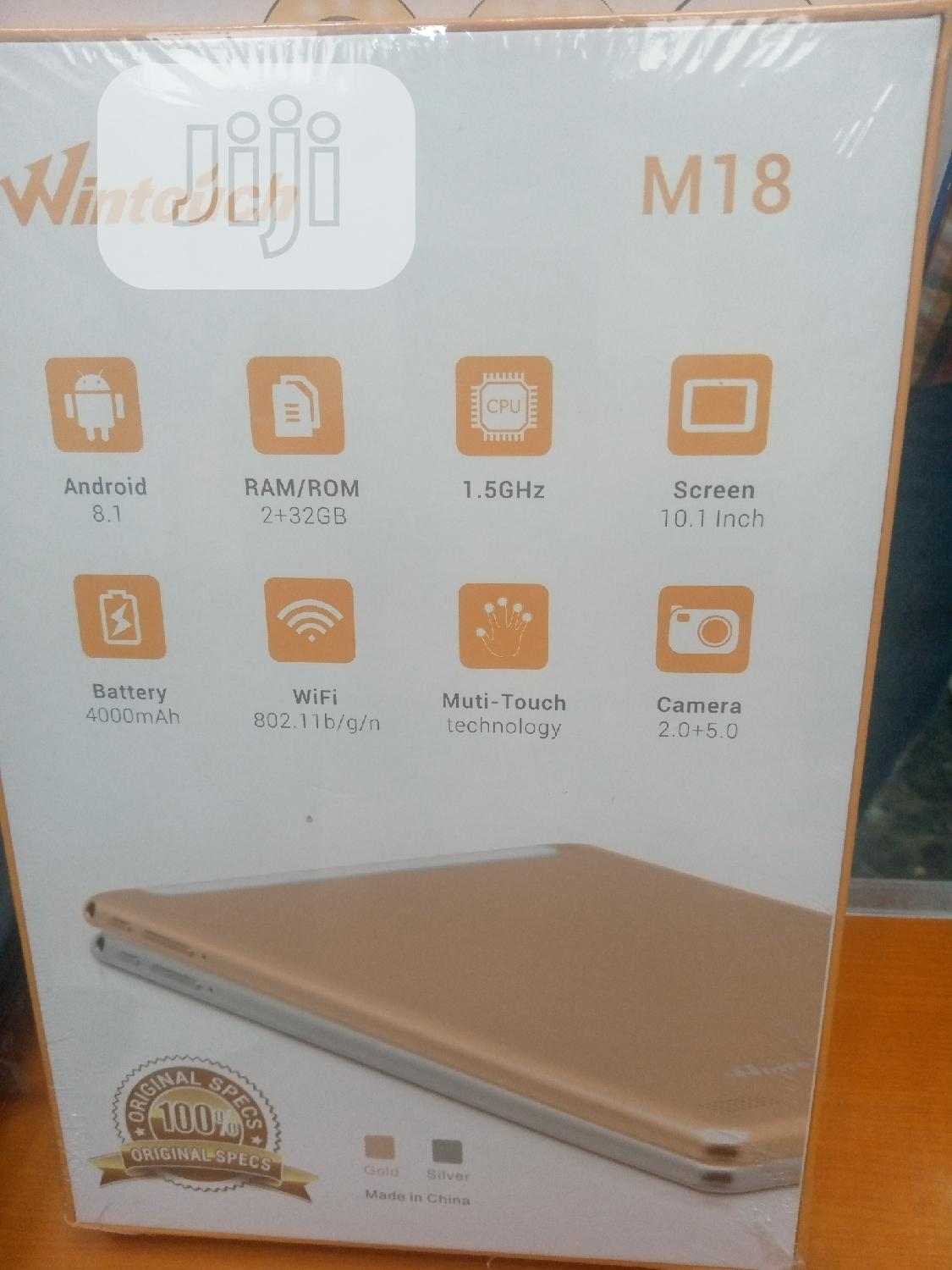 New Wintouch M11 32 GB | Tablets for sale in Ikeja, Lagos State, Nigeria