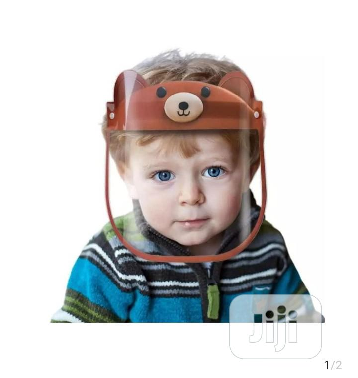 Kids Face Shield For Sale | Safety Equipment for sale in Ifako-Ijaiye, Lagos State, Nigeria