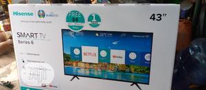 Hisense 43' Smart Tv | TV & DVD Equipment for sale in Lagos State, Yaba