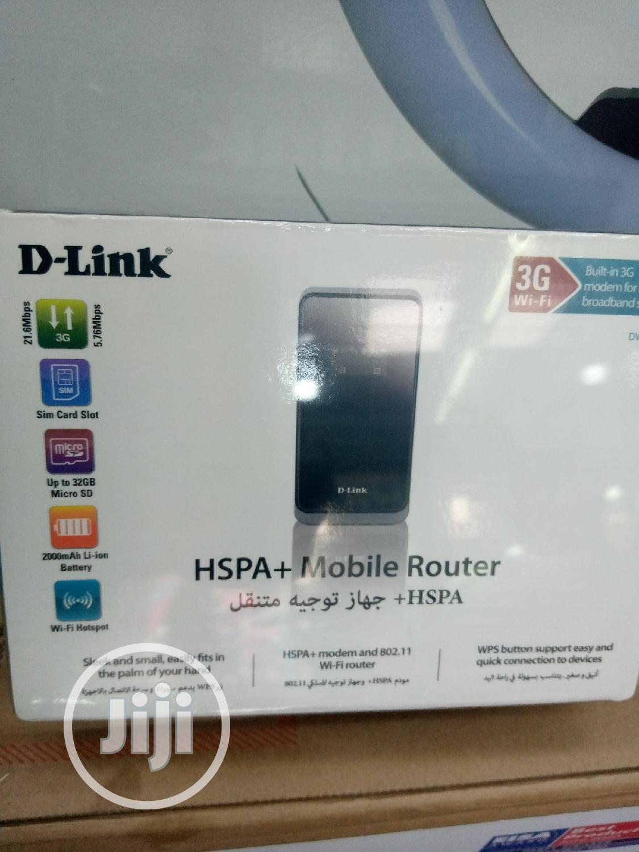 Dlink Wireless Router
