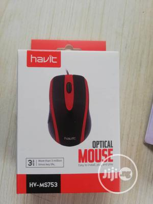 Havit Usb Optical Mouse | Computer Accessories  for sale in Lagos State, Ikeja