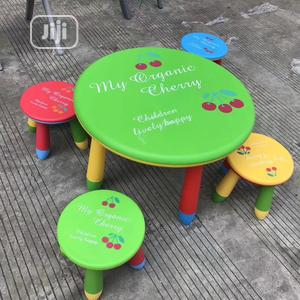 Pencil Kids Table And Chair   Children's Furniture for sale in Lagos State, Lagos Island (Eko)