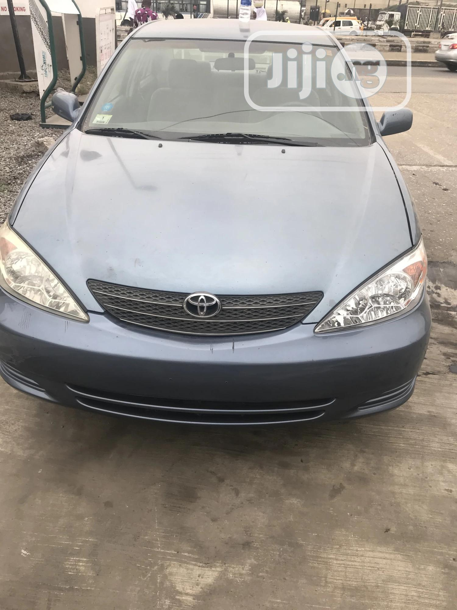 Toyota Camry 2003 Blue | Cars for sale in Ikeja, Lagos State, Nigeria
