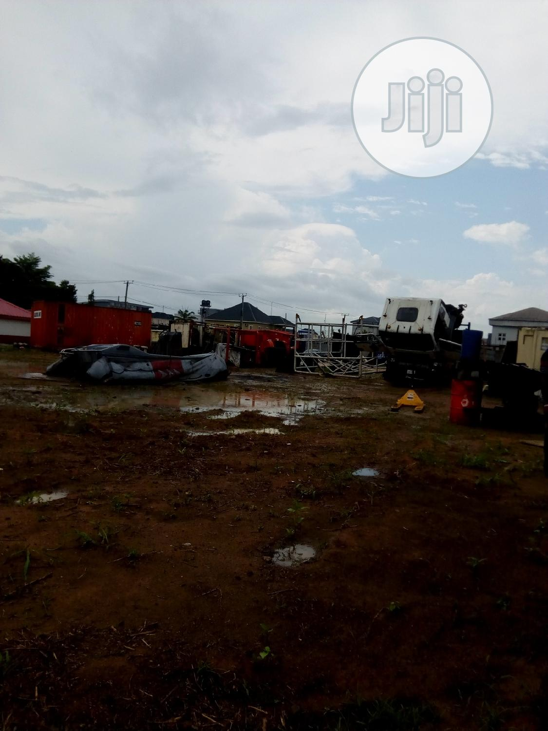 2 Plots Of Land For Lease In Gra Directly On The Road | Land & Plots for Rent for sale in Port-Harcourt, Rivers State, Nigeria