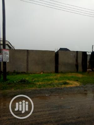 2 Plots Of Land For Lease In Gra Directly On The Road | Land & Plots for Rent for sale in Rivers State, Port-Harcourt