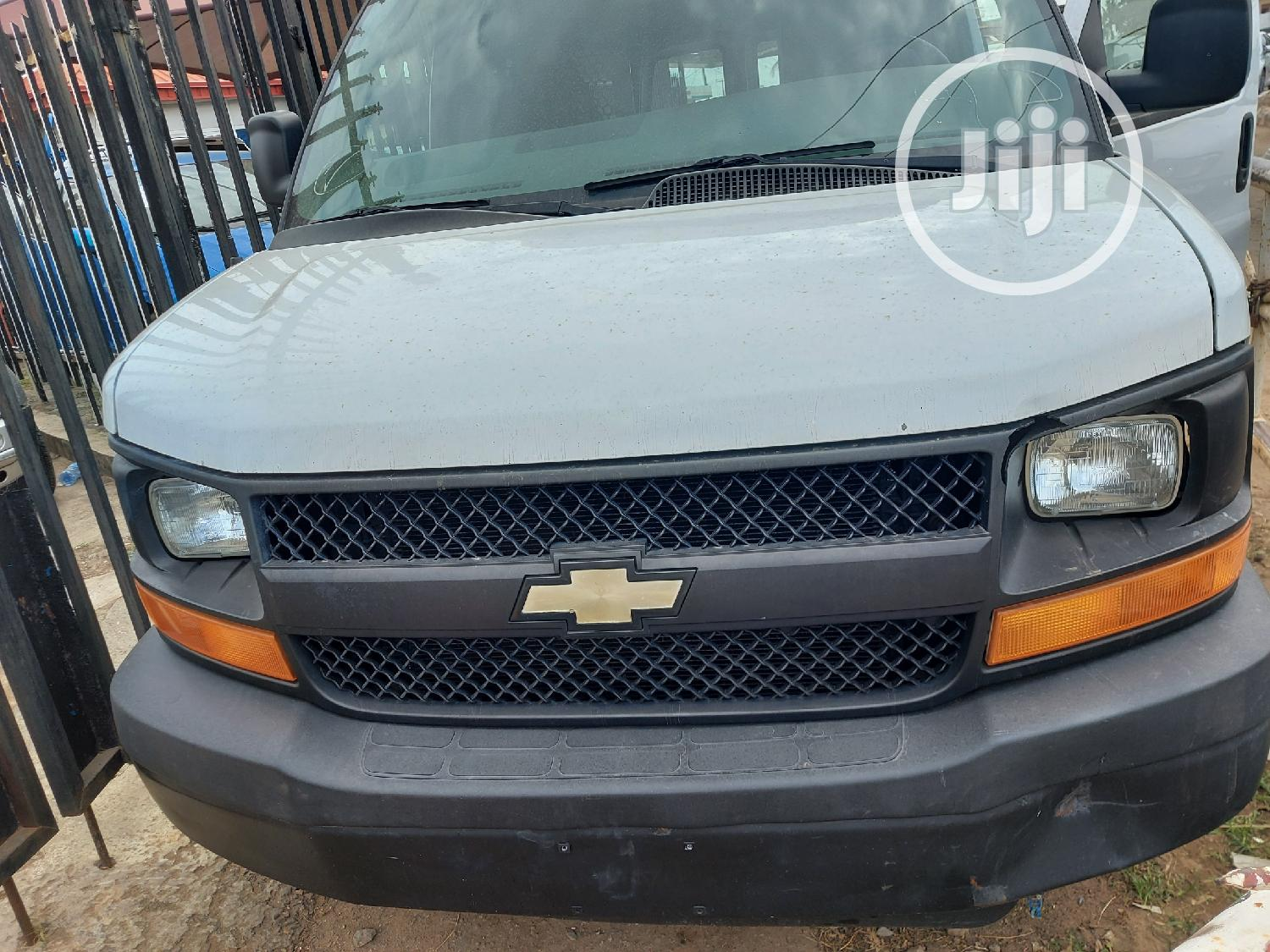 Archive: Chevrolet Express 2007