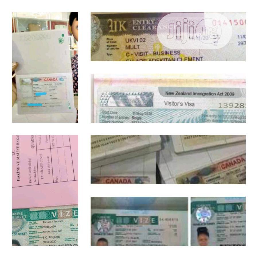 Uk Canada Nz Uk Aussie Turkey Visas In Akure Travel Agents Tours Transcontinental Autos Jiji Ng