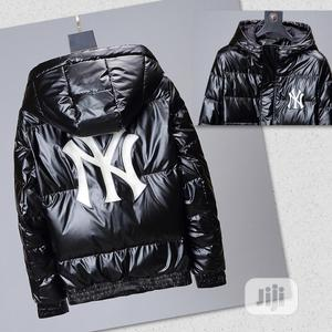 Authentic Men's Leather Hoodies Jackets   Clothing for sale in Lagos State, Alimosho