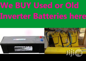 Inverter Battery In Gwarinpa   Electrical Equipment for sale in Abuja (FCT) State